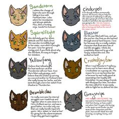 warrior cats. But I like CinderXFire though... Cinderheart isn't boring either... And yes, Yellowfang is the best!