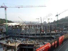 Vodafone Arena 14 Aralık 2014 #stadium #Besiktas