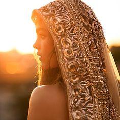 sari for veil