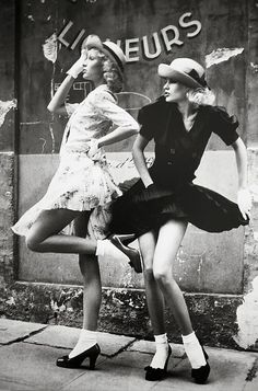 pinterest.com/fra411 #70's - Sacha Van Dorssen - Fashion editorial for Vogue UK, 1972.