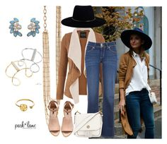 """""""Recreate"""" by parklanejewelry on Polyvore featuring maurices, Levi's, H&M, Tory Burch and Zimmermann"""