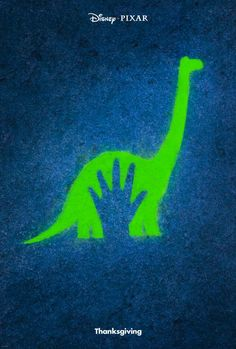 Pixar Post - For The Latest Pixar News: Breaking: First Look at 'The Good Dinosaur' Teaser Trailer & Poster