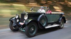 Horch 10/50 PS Phaeton, 1925 > Horch > 1918-1932 > Audi Kuwait - Fouad Alghanim & Sons Automotive Co.