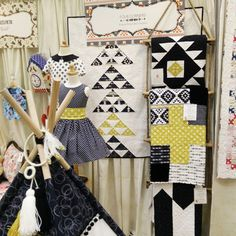 Spring Quilt Market 2015: Sunday: Four Corners fabric collection designed by Simple Simon for Riley Blake Designs #iloverileyblake #fourcorners #simplesimon