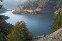 Lago Menta, Aspromonte,  Calabria