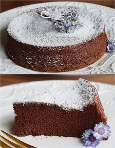 Bolo de chocolate com 2 ingredientes. Você leu certo! Esse delicioso bolo de chocolate é feito com APENAS 2 INGREDIENTES! Fica incrivelmente bom, você vai amar! – Caderno de Receitas