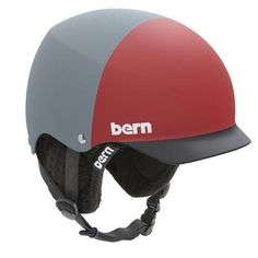 BERN BAKER HARD HAT Helmet MENS Grey Seth Wescott with Audio XXL NEW by Bern. $64.99. The Baker is the original Bern visor lid. (Patent # US D572, 865 S) Two-time Olympic Gold medalist Seth Wescott introduced the Baker to the world at the 2006 Olympic Games in Torino. ÌÕBern created the most stylish helmet in the game. I have had a pro-model in the Baker for four years because it fits and looks better than any of the (others).ÌÒ Ì Seth WescottAvailable as a Hard Hat...