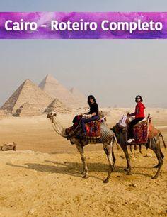 Contamos todos os detalhes do nosso roteiro de 2 dias no Cairo. Abrimos as contas e falamos sobre todos os passeios imperdíveis para fazer na capital do Egito. Acesse o post para saber tudo!