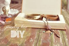 DIY Book Jewelry Box