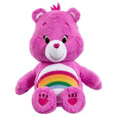 Care Bears - Large Plush Cheer Bear image-0