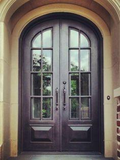 Tribute | Manhattan Iron Door Co. #irondoors #custom #homedesign #wroughtiron