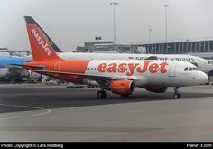 G-EZBF - EasyJet - Airbus A319-111