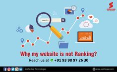 Why my Website is not ranking? for more Information WhatsApp us @ +91 93 98 97 26 30 www.sophicapp.com #digitalmarketingcompany #bestdigitalmarketingagency #BesDigitalMarketingAgencyinhyderabad #DigitalMarketingCompanyHyderabad #digitalmarketingservices #topdigitalmarketingservices #BestDigitalMarketingServicesinHyderabad Best Seo Services, Digital Marketing Services, Online Marketing, Seo Online, Funny Wifi Names, Gel Nagel Design, Planning App, Seo Basics, Souvenir