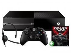 Console Xbox One 500GB 1 Controle Microsoft - Download Gears of War: Ultimate Edition