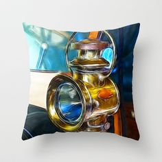 Light Up Throw Pillow by F Photography and Digital Art - $20.00