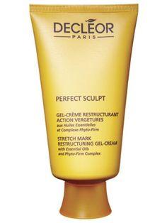 Decleor Perfect Sculpt Stretch Mark Restructuring Gel-Cream   - MarieClaire.com