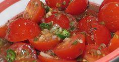 Tomatensalat italienischer Art