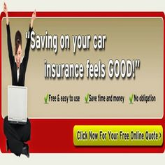 Insurance Quotes For Car Enchanting Free Car Insurance Quotes Online  Insurance Quotes  Pinterest .