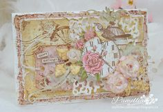 My Little Craft Things: Crafty Cardmakers - #131 - Combine Two or More Images