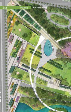 Michael Eastwood Landscape Plaza, Landscape Architecture Drawing, Landscape Concept, Architecture Plan, Urban Landscape, Landscape Design, Plaza Design, Plan Sketch, Site Plans