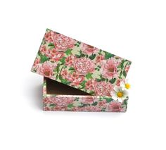Schmuckkästchen - Kästchen,Stiftebox,Box,Rosen,Schmuckbox,Schachtel - ein Designerstück von ars-unica bei DaWanda