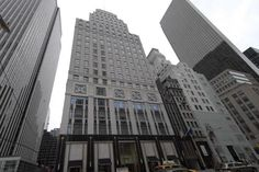 745 Fifth Avenue in NYC