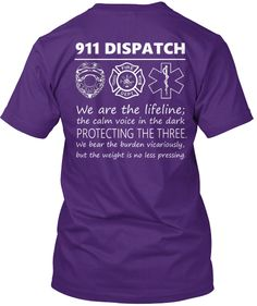 911 Dispatcher Appreciation - LIMITED