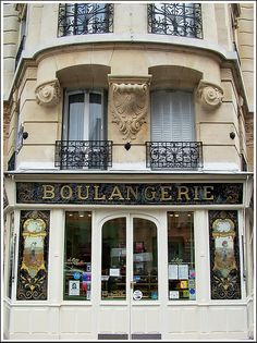 Why are the prettiest storefronts in Paris?