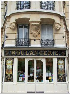 La Boulangerie, Paris