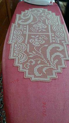 Crochet Bedspread Pattern, Crochet Doily Patterns, Crochet Motif, Crochet Doilies, Crochet Flowers, Crochet Books, Crochet Art, Thread Crochet, Crochet Placemats