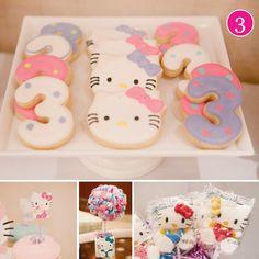 {Party of 5} Valentine Cupcake, Vegas Casino, Hello Kitty, Purple 30th Birthday & Rainbow Party