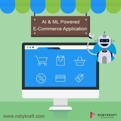 Scouting for an E-Commerce Application? Get feature rich AI & ML powered E-Commerce application for better customer engagement.Reach out to us today to secure your tomorrow. Mobile Application Development, Web Application, Risk Management, Business Management, Online Marketing, Digital Marketing, Buy Movies, Business Software, Camping Organization