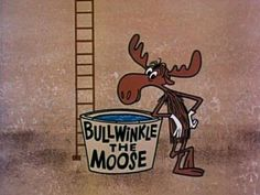 How Bullwinkle Taught Kids Sophisticated Political Satire. Culture critic Beth Daniels argues the cartoon moose even allowed viewers to reckon with nuclear war   Read more: https://www.smithsonianmag.com/innovation/how-bullwinkle-taught-kids-sophisticated-political-satire-180964803/#mcFjRfHIyZJxdgfw.99 Give the gift of Smithsonian magazine for only $12! http://bit.ly/1cGUiGv Follow us: @SmithsonianMag on Twitter
