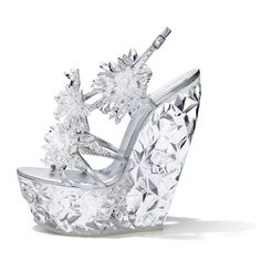Casadei for Swarovski - Elements wedge