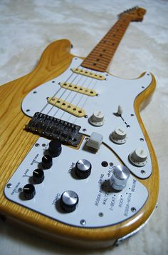 Fresher Effector Guitar