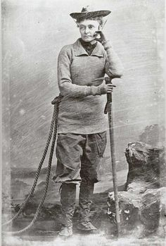 Annie Smith Peck - Peck scaled all the major mountains of Europe, then went to South America, where in 1908 she was the first person to scale Peru's highest peak, Mt Huscaran, gaining international acclaim. Rosa Parks, Brave, Great Women, Amazing Women, Annie Smith, Kings & Queens, Florence Nightingale, Historical Women, Historical Quotes