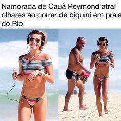 Ela pode ser magra, mas é feia de bater com pau! Sucuri tem ranso dela! E ela estava atraindo olhares na praia... olha o boy que estava olhando para ela !!! Kkkkkkkkkkkk #sucuripira #sucuriatentada #sucuriinspirada #sucurisemlimites #cauareymond #subcelebridade #fofocas #casalmimimi #celebrity #noticiasdefamosos #fashion #casal #praia #fofocando http://tipsrazzi.com/ipost/1508436311312130519/?code=BTvCtVGD2HX