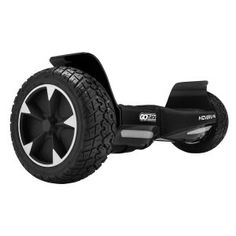 Gotrax Hoverfly XL All Terrain Hover Board Solid Rubber Tire - Certified Self Balancing Off Road Hoverboard Electric Skateboard, Electric Scooter, Electric Vehicle, Bluetooth Low Energy, Girl Sketch, Rubber Tires, Go Kart, Skateboards, Best Self