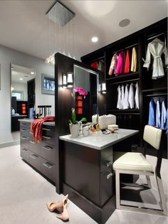 Great closet idea