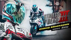 Streets Not Dead III - Chiraq Smackdown starring Kyle Sliger Stunt Bike, Flat Tracker, Vans Girls, Custom Motorcycles, Stunts, Helmet, Street, Waterfalls, Hockey Helmet