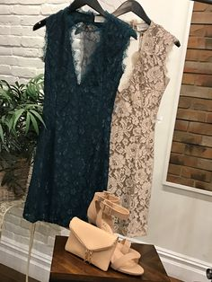 The simple and elegant lace in a fun and sassy way! Come see us today! ✨ #ShopTownSquare #ApricotLaneTS