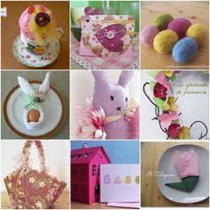 Handmade & Fun Frühling Ostern -  Spring Eastern  Speciale Pasqua: idee fai da te!