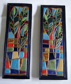 stained glass wall panel - Google Search