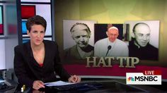 Rachel Maddow describes the lives of Dorothy Day and Thomas Merton, two American Catholics singled out by Pope Francis in his address to Congress, and talks with Father Matt Malone, Jesuit priest and editor-in-chief of American Magazine, about why the pop