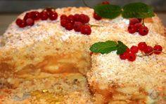 Máte radi jablkové? Pie Recipes, Cornbread, Vanilla Cake, French Toast, Pudding, Favorite Recipes, Treats, Breakfast, Ethnic Recipes