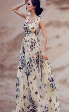 Maxi Dresses on Luulla