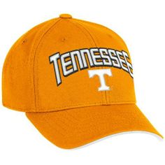 reputable site 147ad f610a NCAA Tennessee Volunteers Structured Adjustable Hat, One Size Fits All,  Orange adidas.  8.36