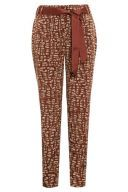 Bamboo Print Trousers Printed Trousers, Leg Warmers, Homework, Bamboo, Suits, My Style, Fitness, Stuff To Buy, Blue