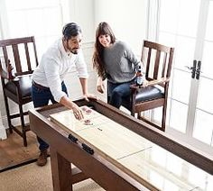 Pool Tables & Game Tables | Pottery Barn
