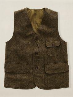 Should I get it??? Need help. Reversible Herringbone Vest - RRL RalphLauren.com